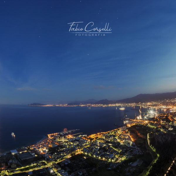 Fabio Corselli - Palermo by Night