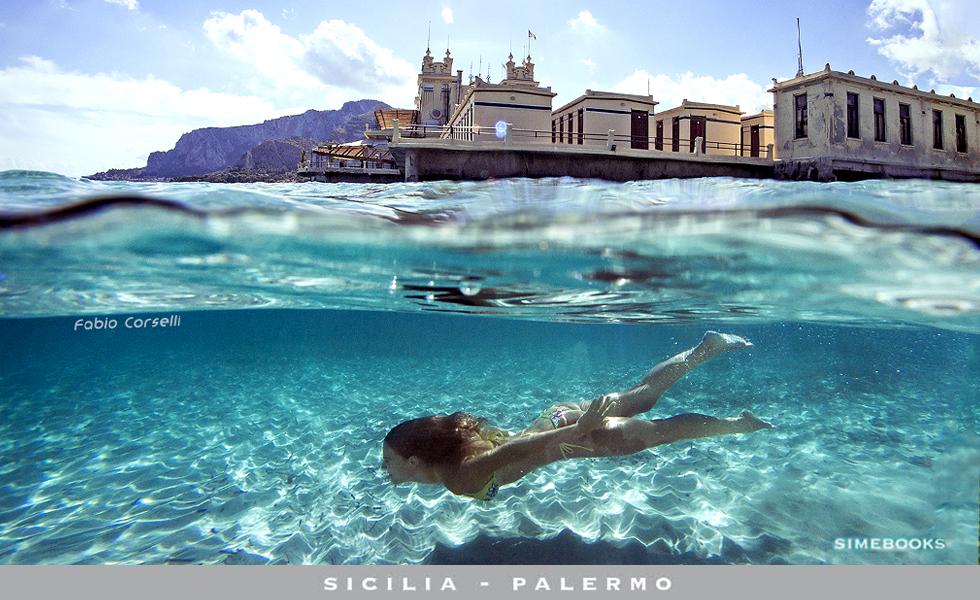 Cartolina Mondello Sime - Fabio Corselli Fotografia