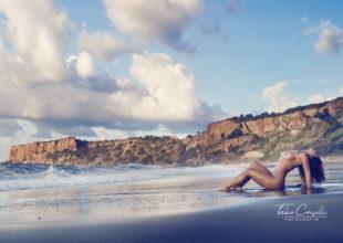 Lei e il Mare - Fabio Corselli Fotografia
